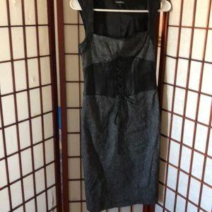 bebe dress women size 2
